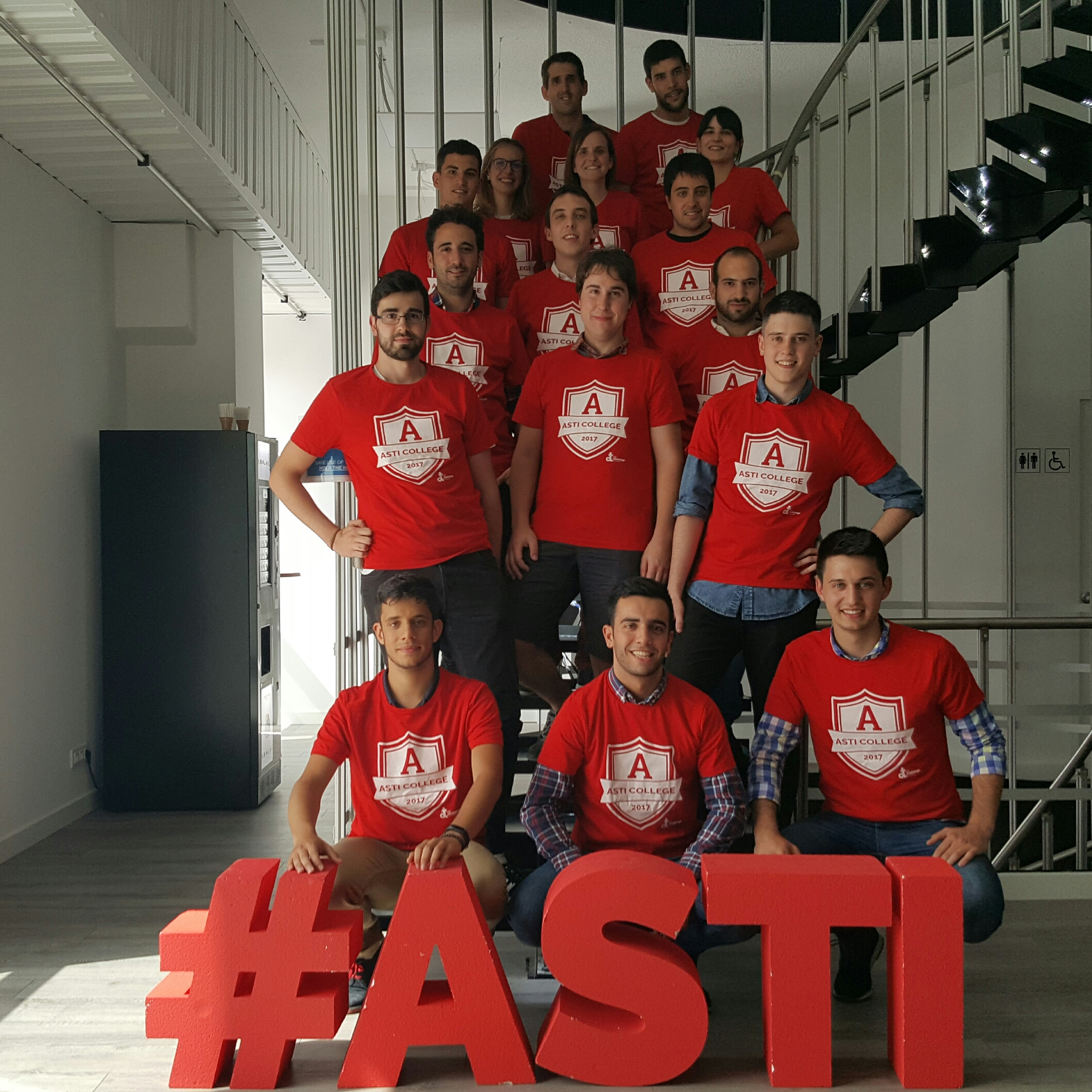 Grupo ASTI crea más de 60 puestos de trabajo estable y de calidad en 2017