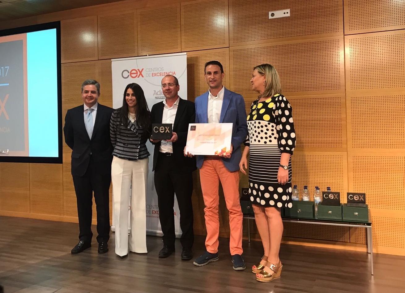 ASTI Technologies Group con Talento 4.0, Premio CEX 2017 a las Buenas Prácticas en Transformación Digital