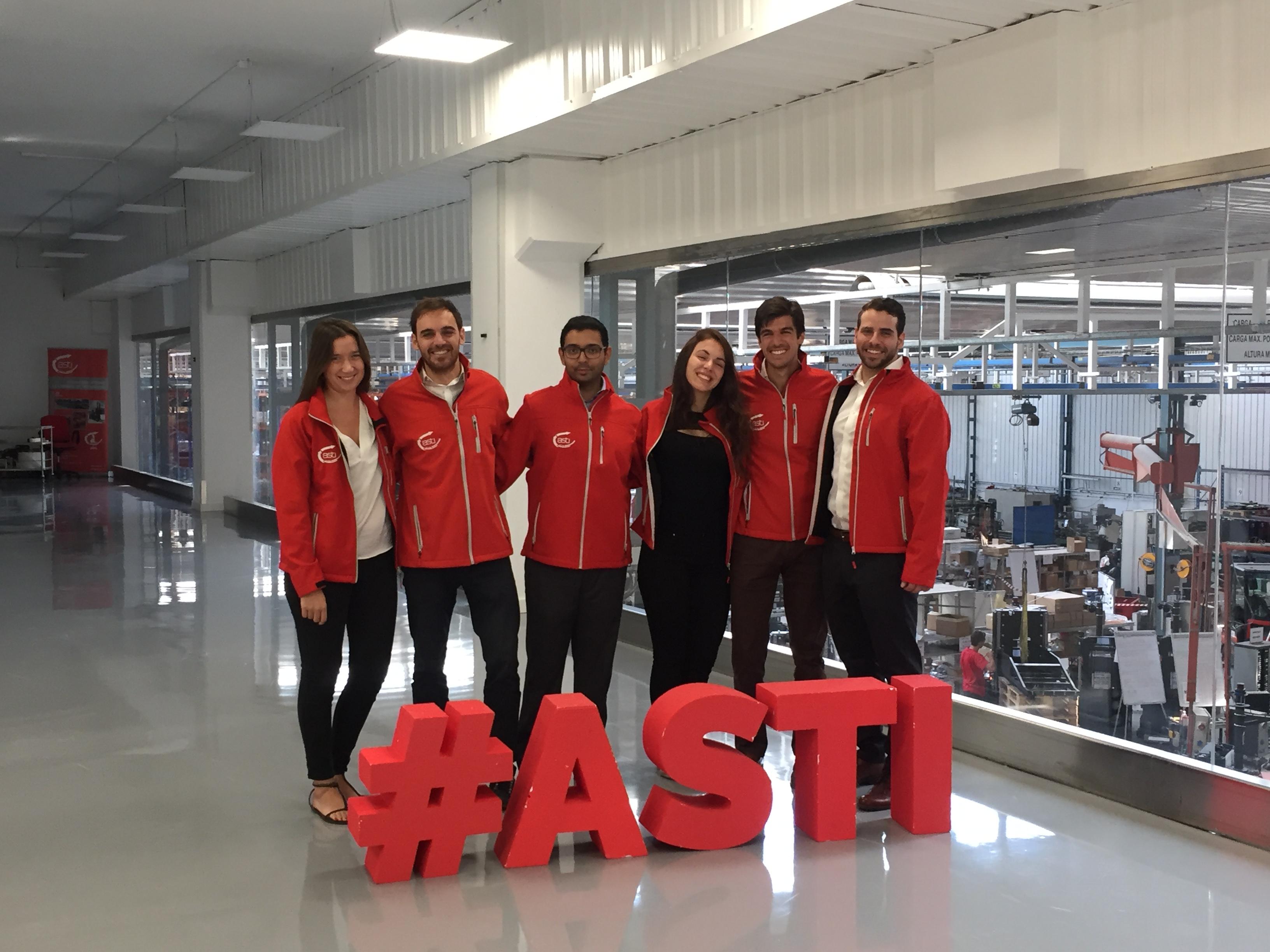 Alumnos de INSEAD colaboran en un proyecto estratégico de crecimiento de ASTI Technologies Group
