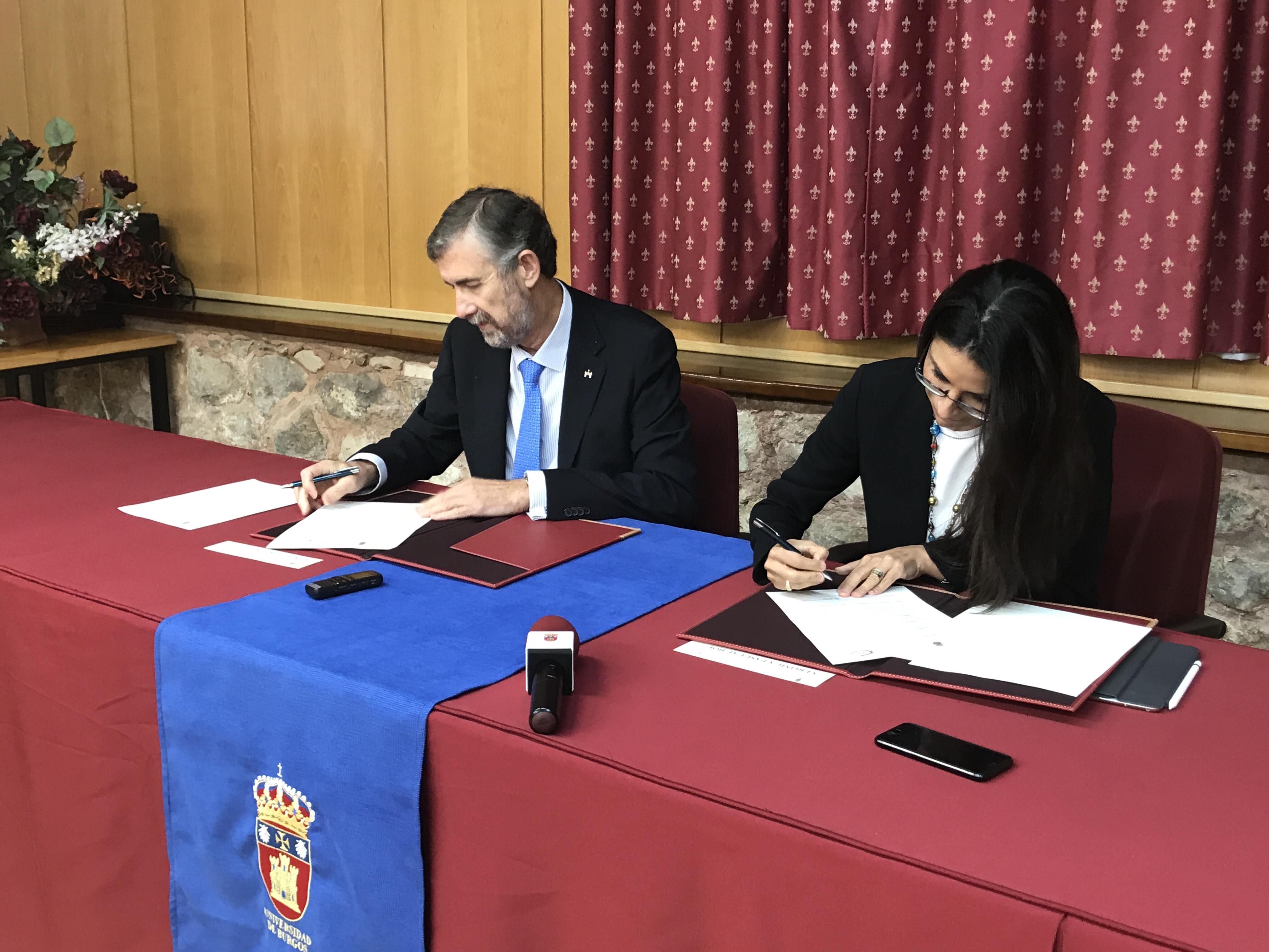 ASTI Technologies Group y la Universidad de Burgos firman un convenio de colaboración para el fomento y desarrollo del talento