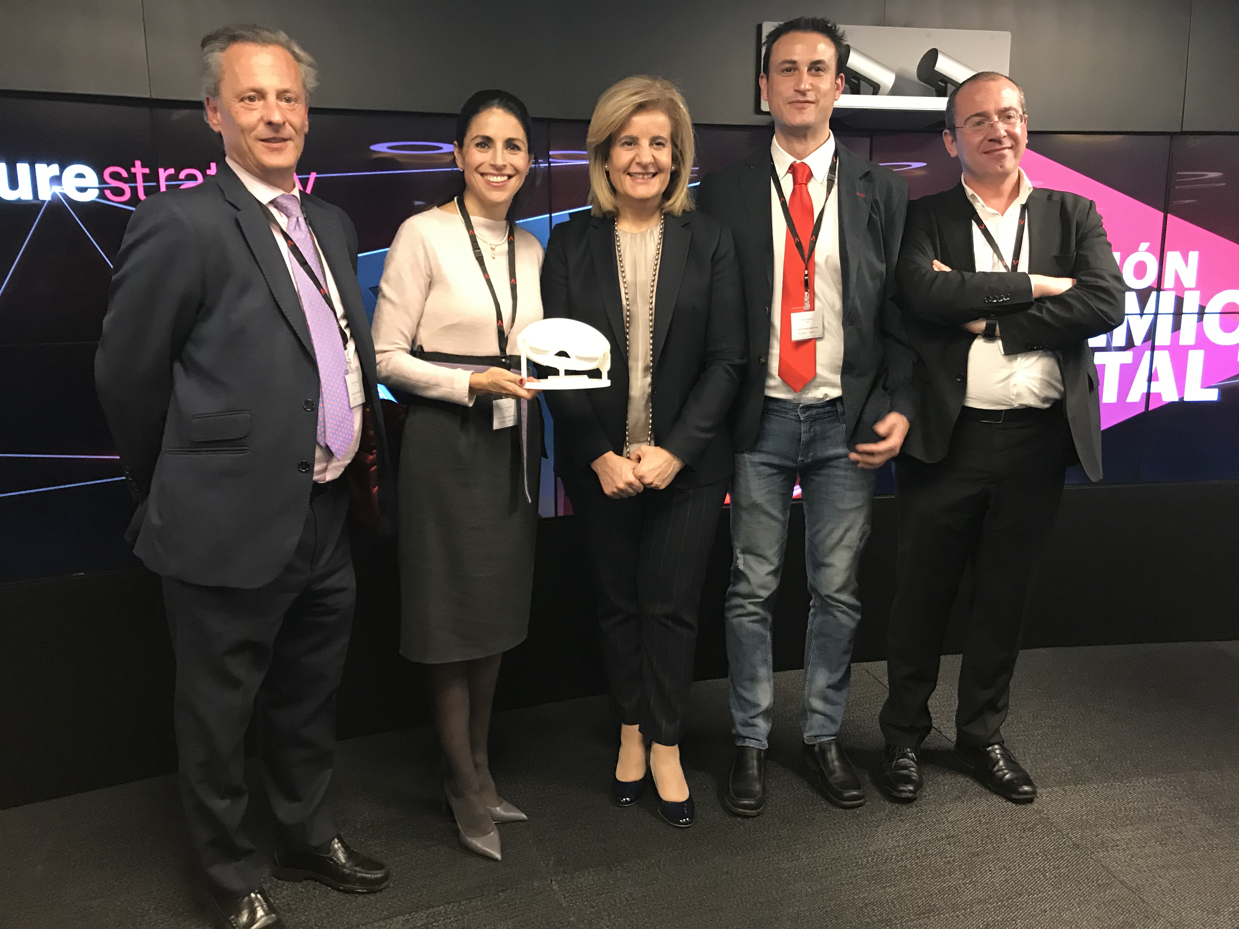 ASTI TechGroup recibe el Premio Digital Talent por su gestión del talento
