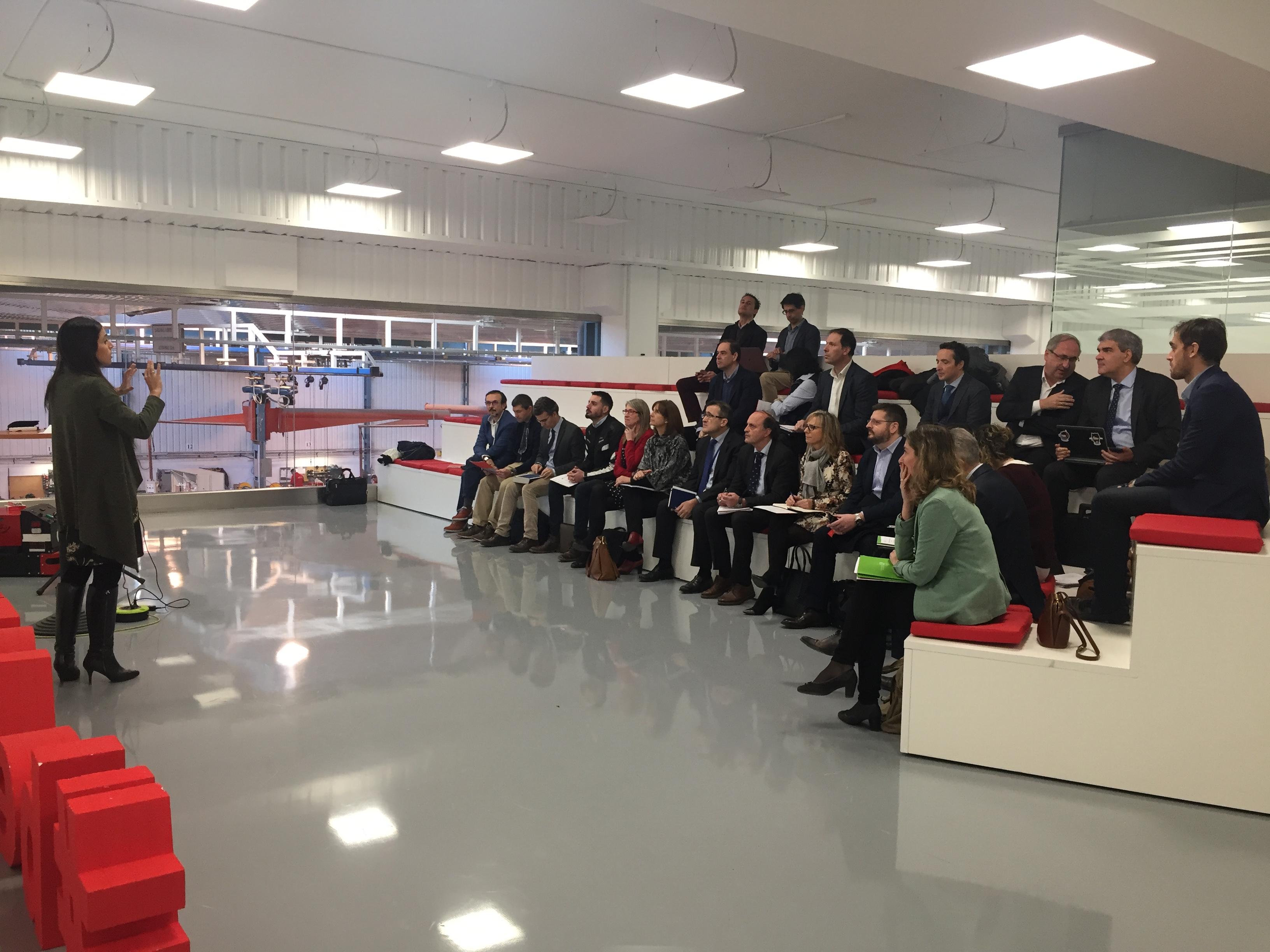 Constituido el Grupo de Trabajo Industria 4.0 de Castilla y León con una veintena de instituciones y empresas de la región