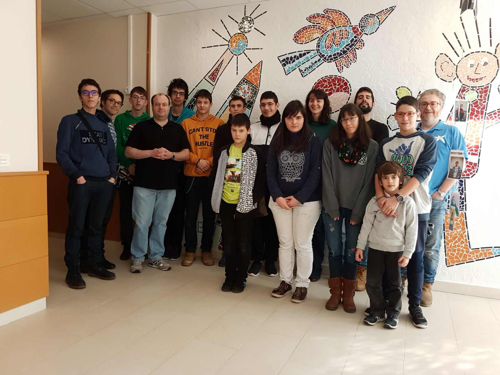 ASTI Mobile Robotics participa en una nueva edición de FLL Burgos