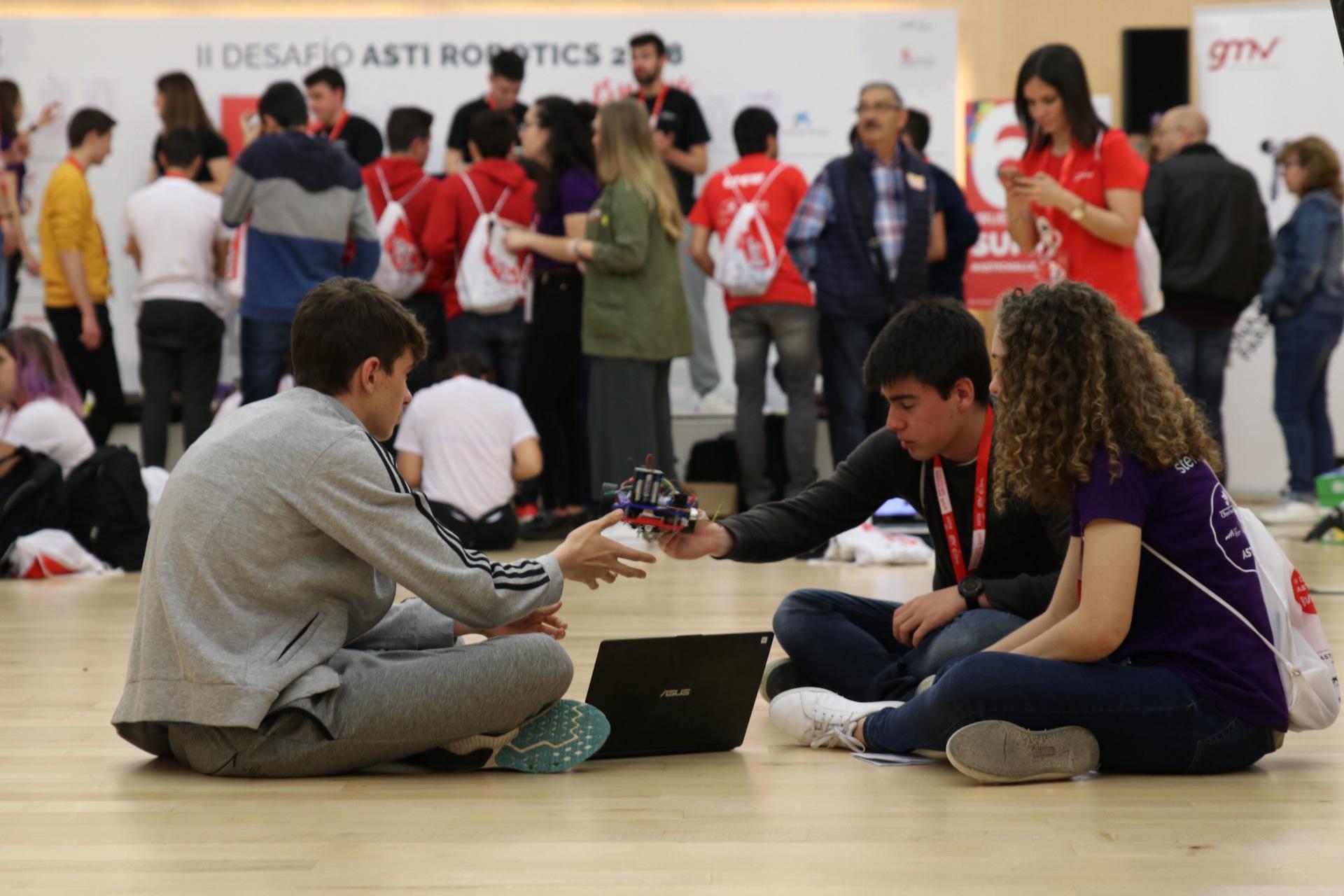 El Desafío ASTI Robotics buscará la internacionalización en 2019