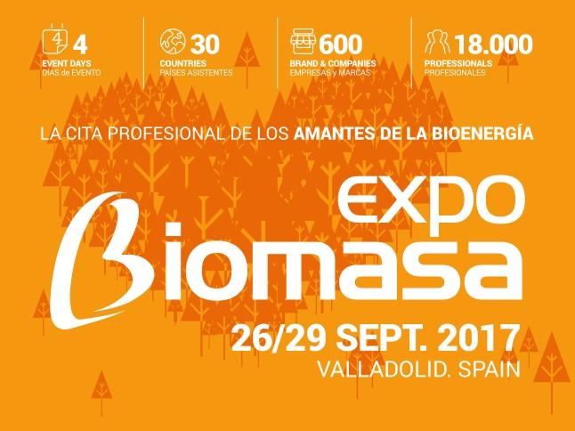 Burpellet y Feria ExpoBiomasa 2017