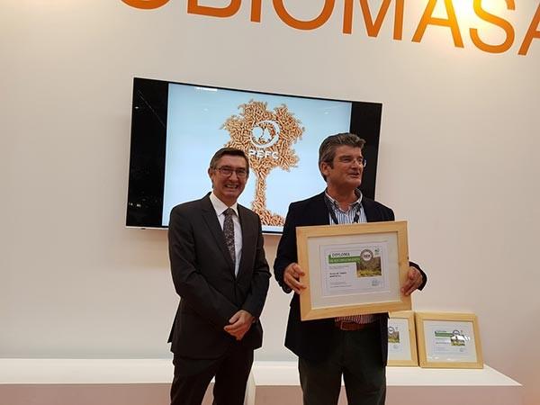 PEFC reúne a las empresas del sector de biomasa forestal en Expobiomasa 2017