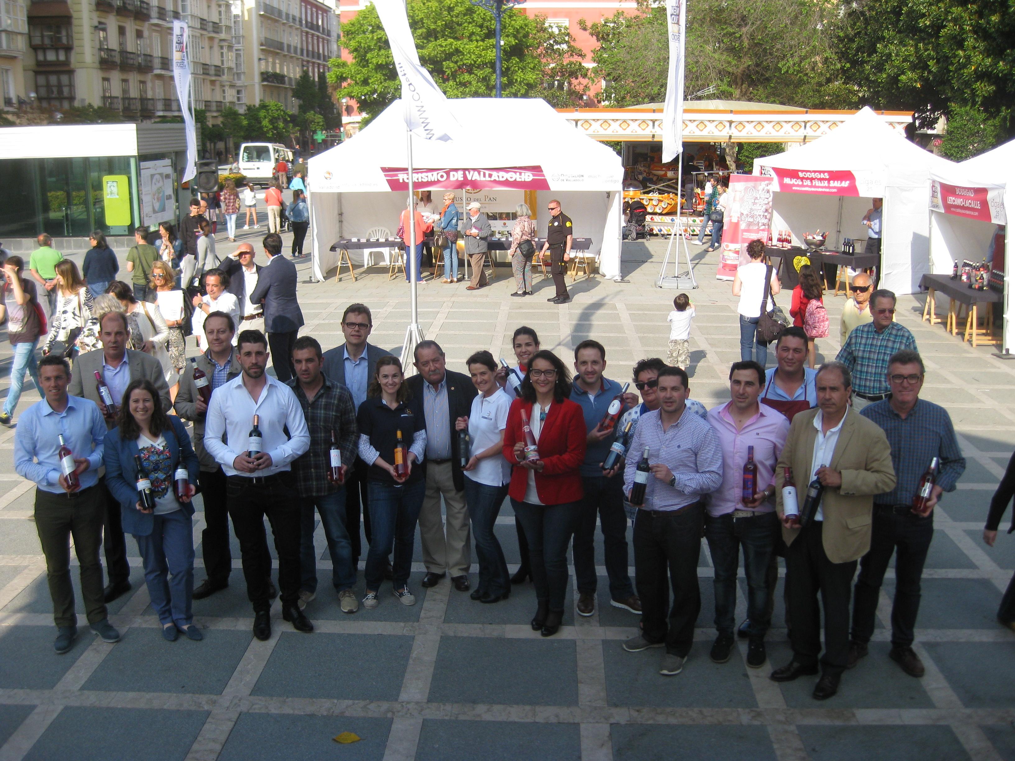 La DO Cigales desembarca de nuevo en Santander