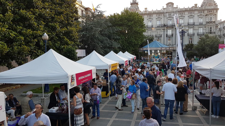 La D.O. Cigales vuelve a Santander  a presentar sus vinos a la restauración