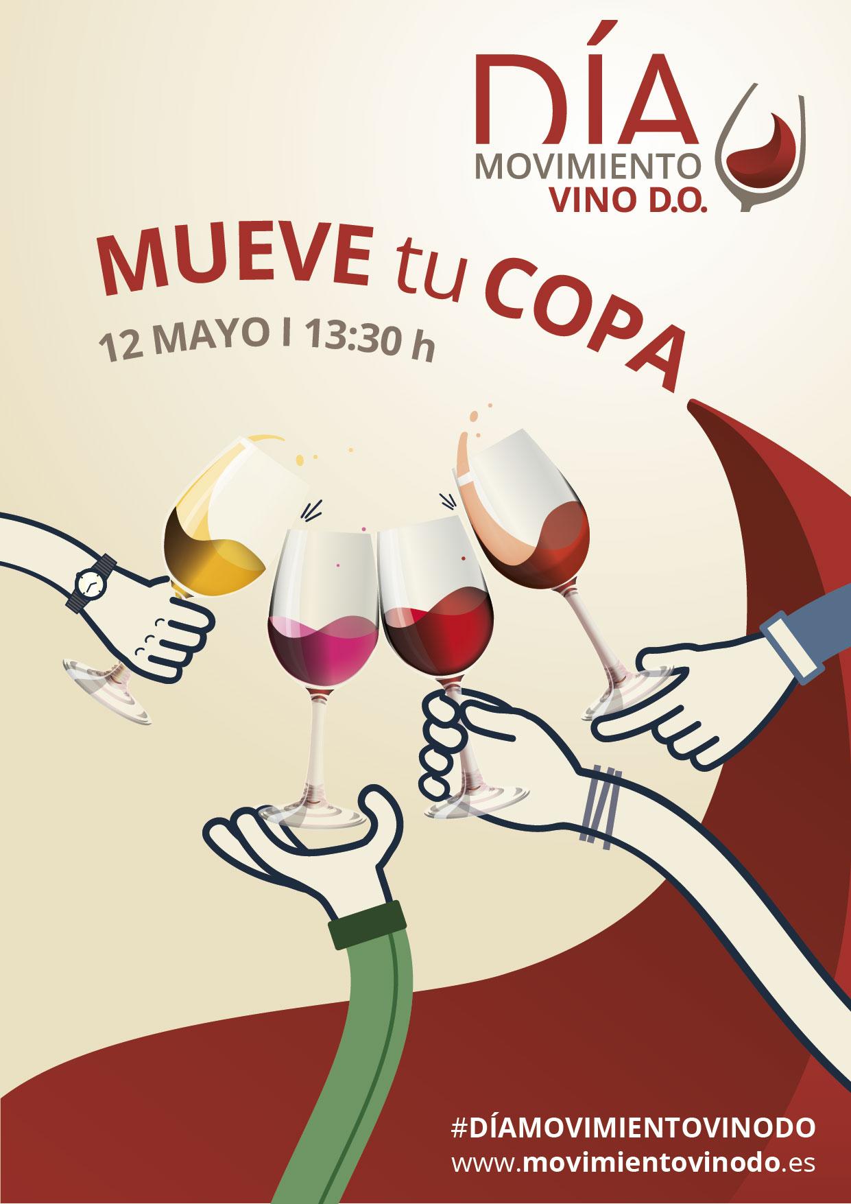 Cigales se une a los Jóvenes por el Vino para brindar en el Día Movimiento Vino DO