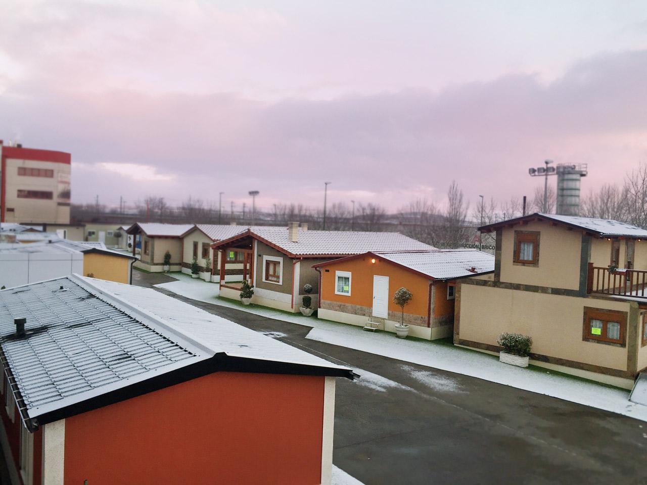 Gran aislamiento en casas prefabricadas y viviendas modulares eurocasa - Casas prefabricadas eurocasa ...