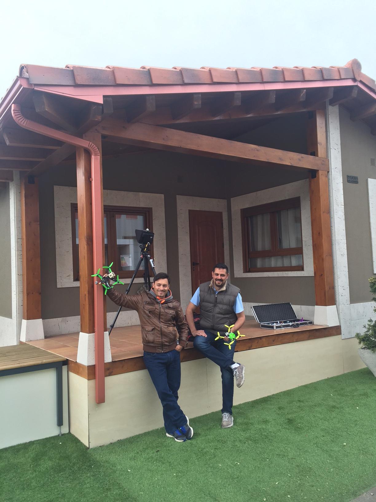 Agradecemos vuestra participaci n en las jornadas de puertas abiertas eurocasa - Casas prefabricadas eurocasa ...