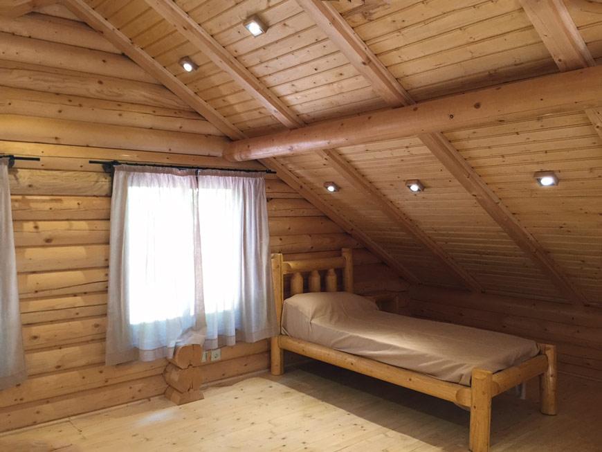 Casas de troncos de madera eurocasa - Casas de madera nordicas ...