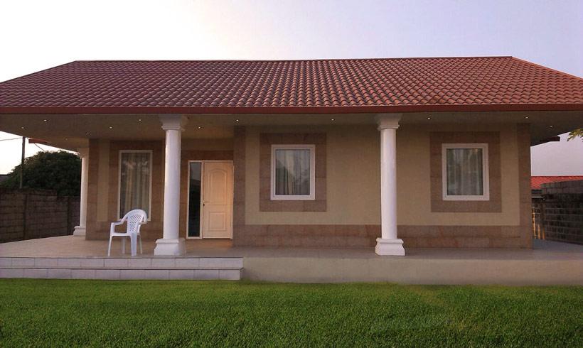 Eurocasa contruye una urbanizaci n de casas prefabricadas en sud frica eurocasa - Casas prefabricadas eurocasa ...