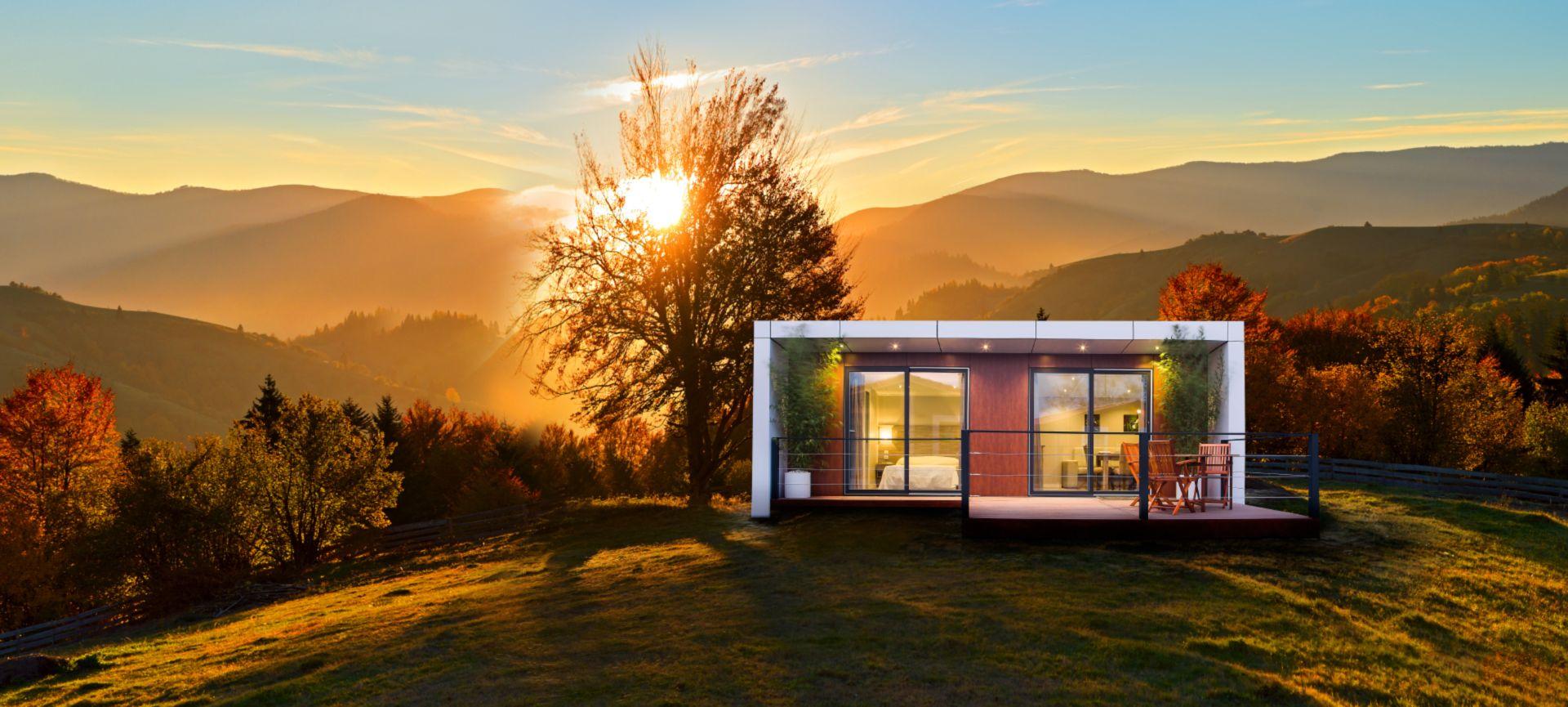 Casas prefabricadas modulares economicas y modernas eurocasa for Casas prefabricadas para terrazas