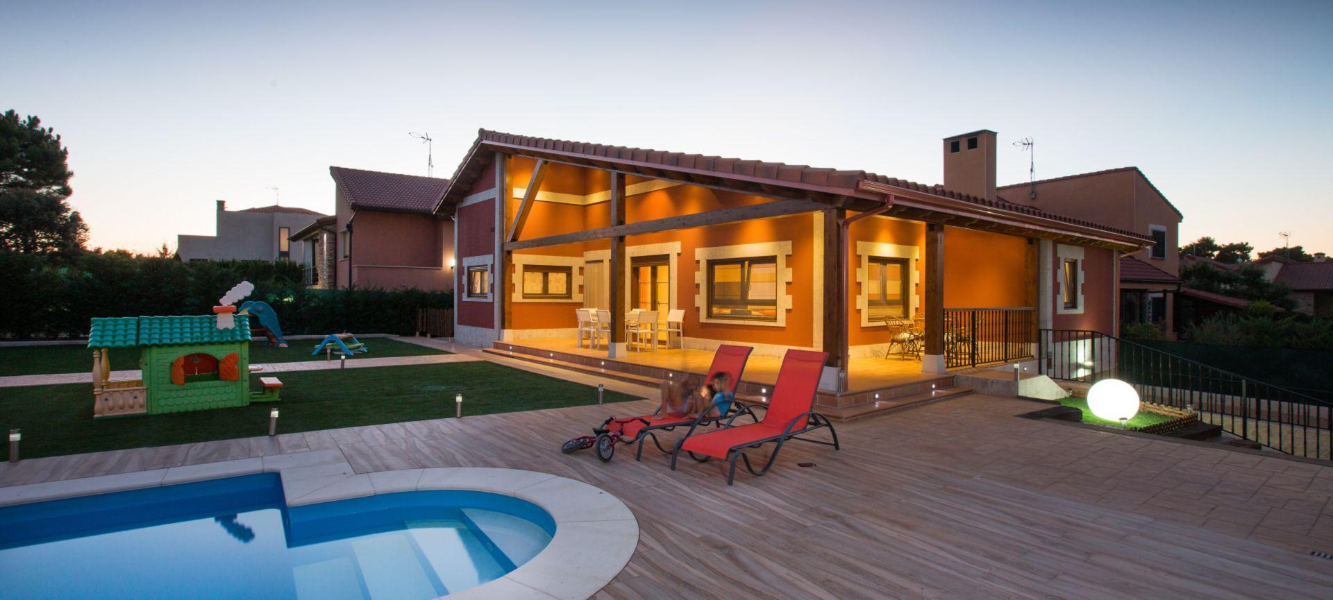 Casas prefabricadas modulares economicas y modernas eurocasa - Viviendas modulares baratas ...