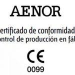 Eurocasa recibe un nuevo certificado de AENOR
