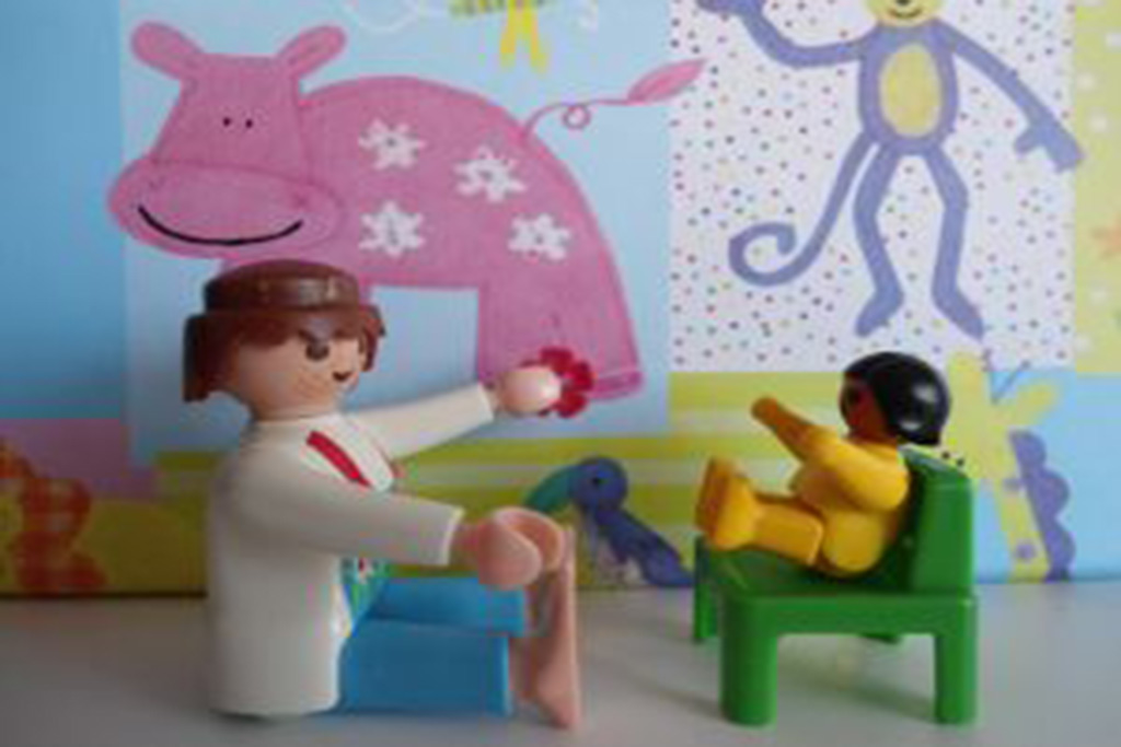 Práctica ProfesionalTerapeuta ocupacional Infancia