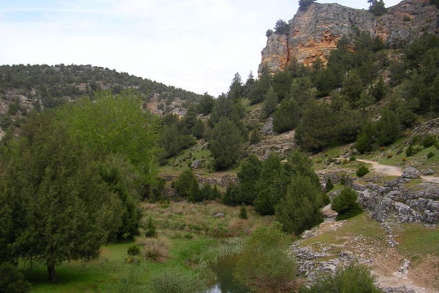 DESFILADERO DE URA (43 Km)