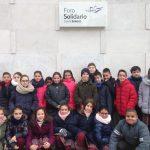 Visita al Foro Solidario