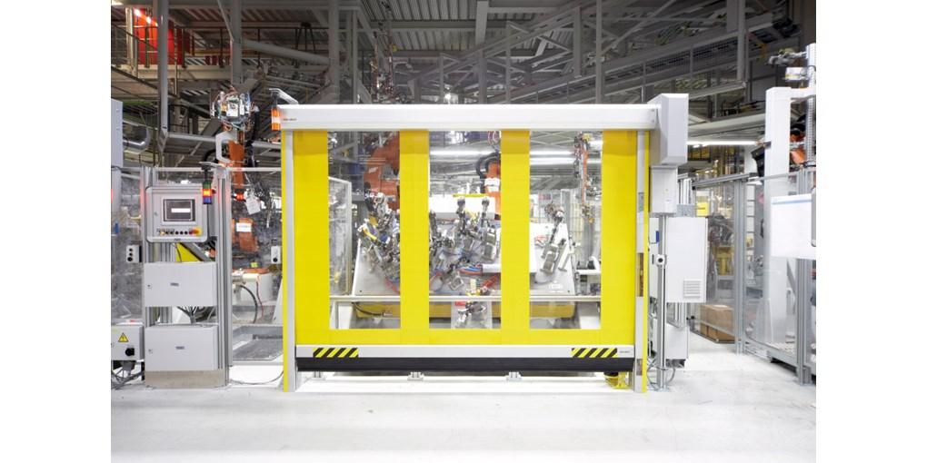 Protecciones de máquinas en policarbonato