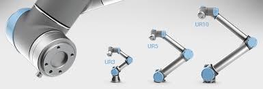 Integradores de Robots colaborativos UR.
