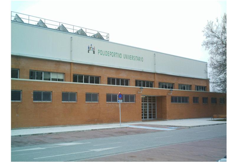 Polideportivo UBU