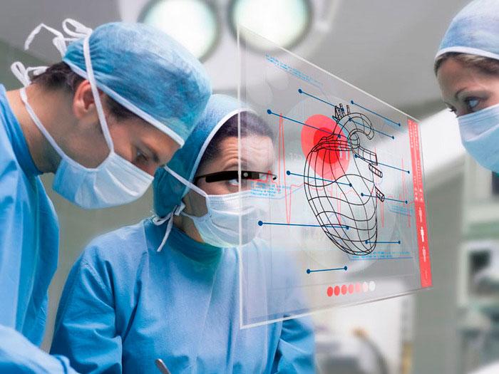 VR en medicina
