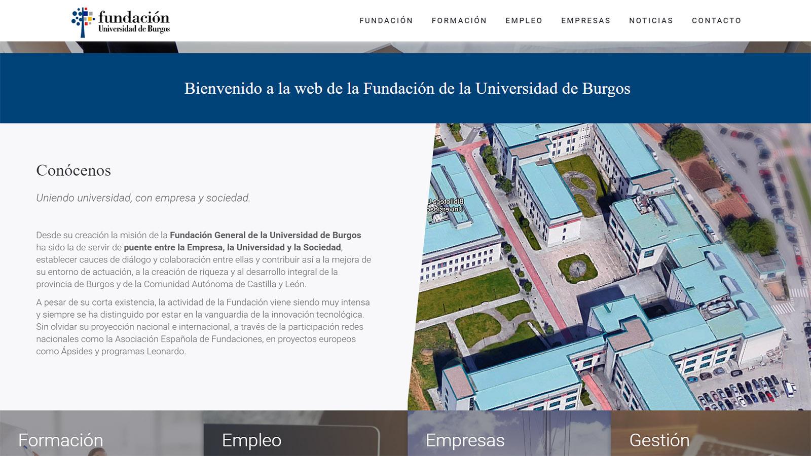 Fundación UBU